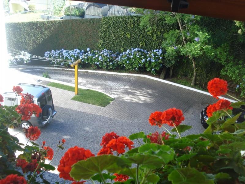 Vista do Jardim do Hotel